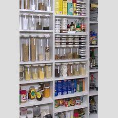 {home}  Kitchen Pantry Organization Ideas  Mirabelle