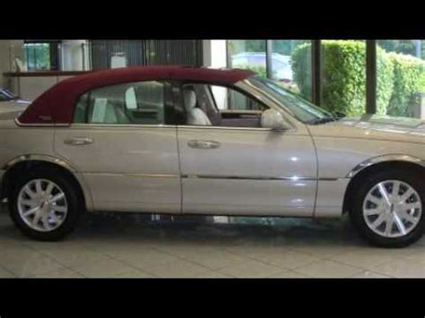 how to learn everything about cars 2006 lincoln zephyr spare parts catalogs used 2006 lincoln town car rockville md 20855 youtube