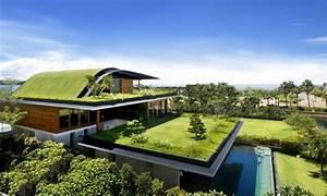 Futuristic Home Concepts Modern House Design Concept