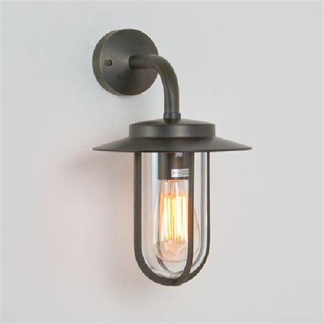 0561 astro montparnasse bronze outdoor wall light ip44