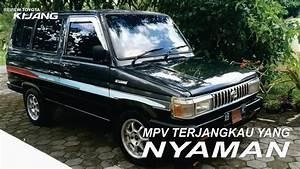 Review Toyota Kijang Super 1 5 Ssx 1992 Dan Test Drive