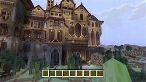 Minecraft Xbox 360PC Converted Map Herobrine39s Mansion