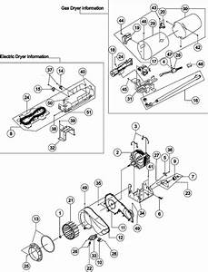 Maytag Mde9700ayw Dryer Parts And Accessories At Partswarehouse
