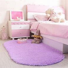 With Mk Ustide High Pile Living Room Carpet Purple Velvet