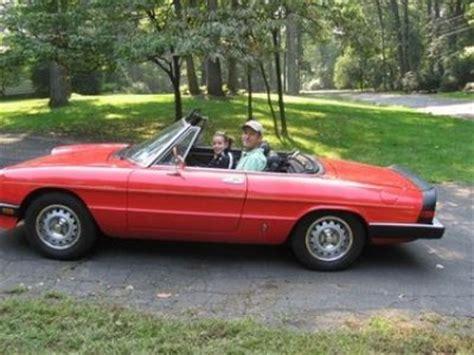 1985 Alfa Romeo Spider by 1985 Alfa Romeo Spider