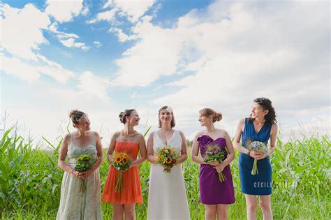 photographe mariage alsace multicolore  letang de peche