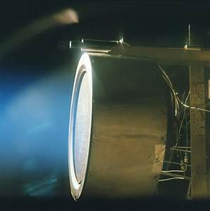 Space Images | Deep Space 1's Ion Engine