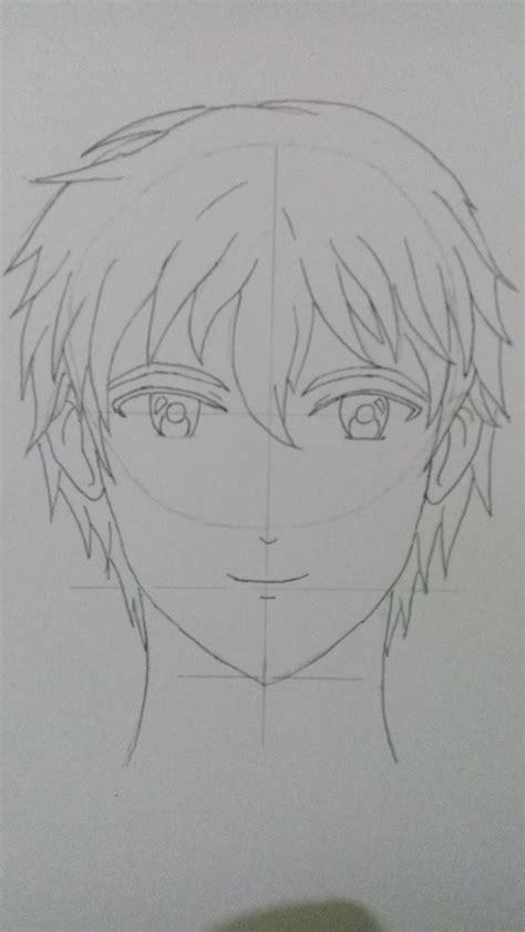mewarnai gambar sketsa rambut pria terbaru kataucap