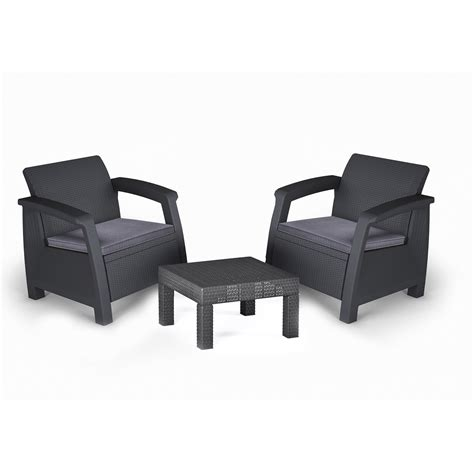 chaise salon pas cher salon de jardin résine luxe salon de jardin table et