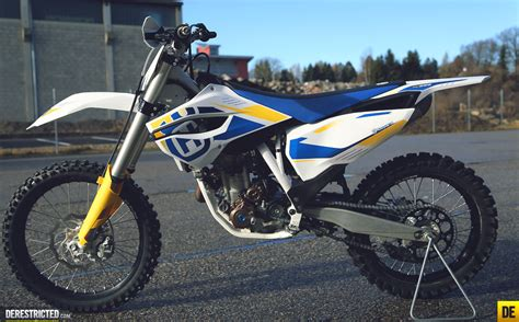 Review Husqvarna Fc 250 by 2014 Husqvarna Fc250 Review 16 Derestricted