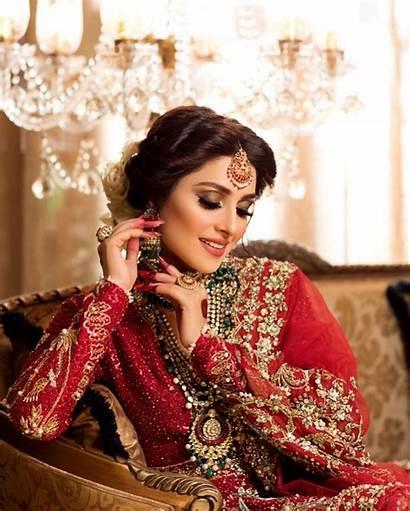 Khan Ayeza Bridal Actress Photoshoot Shoot Latest