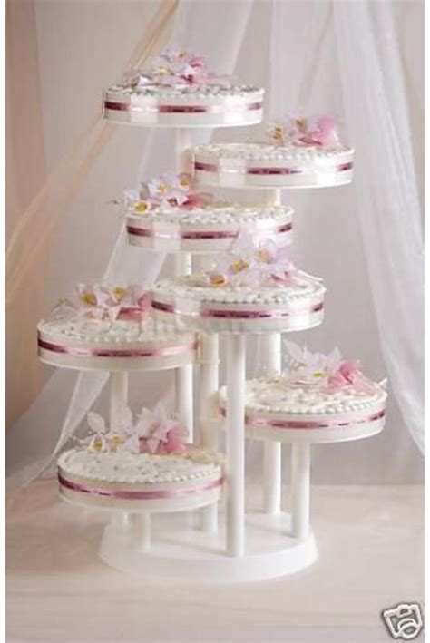 Tortenständer Hochzeitstorte Etagere Bis 7 Stöckig Zur
