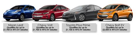 Top Rebates On Cars by Nys Electric Vehicle Rebate At Hoselton Auto Mall In East