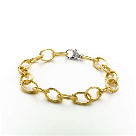 18kt Gold Link Bracelet  Elizabeth Bruns, Inc. Gemstone Beads. Stacking Bands. Gold Band Engagement Rings. Diamond Baguette Pendant. May Birthstone Bracelet. Crystal Necklace Beads. Elephant Silver. Expensive Diamond Bracelet