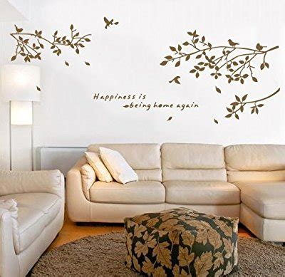 Wall Mural Decals Vinyl by Bird Tree Wall Sticker Removable Vinyl Decal Mural