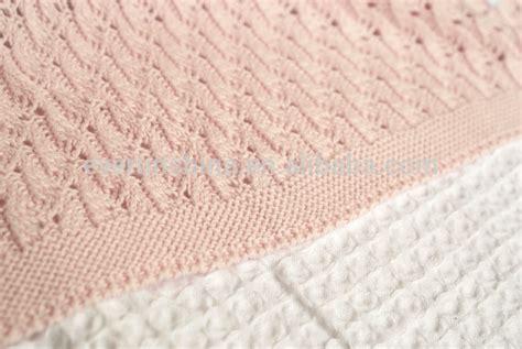 db   coton boucles weave bebe securite couverture