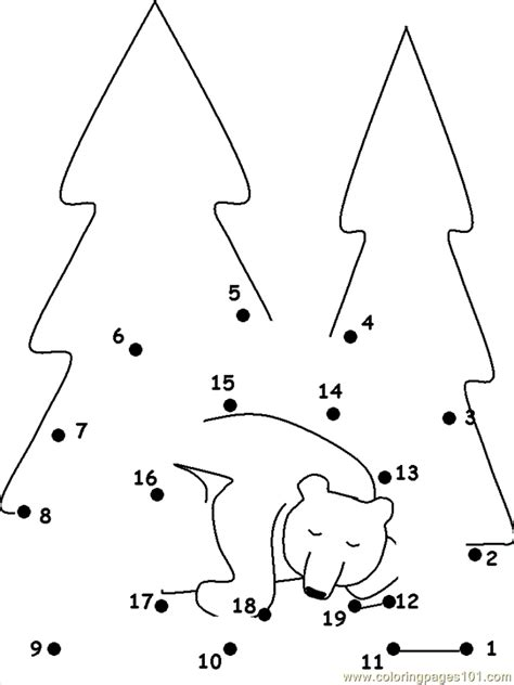 kids coloring  coloring page  dot  dot coloring pages coloringpagescom