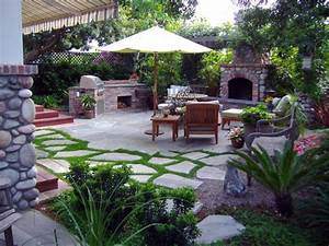 Top 15 outdoor kitchen designs and their costs 24h site for Outdoor garden design