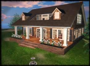 Nantucket Cottage Prefab House