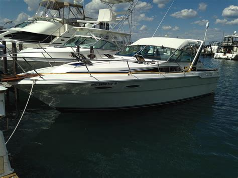 Used Sea Ray Boats In Michigan by Used 1990 Sea Ray 310 Sundancer For Sale In St Clair