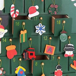 Weihnachtskalender Zum Befüllen : adventskalender selbst bef llen weihnachtsmann weihnachtsbaum holz kalender ebay ~ A.2002-acura-tl-radio.info Haus und Dekorationen
