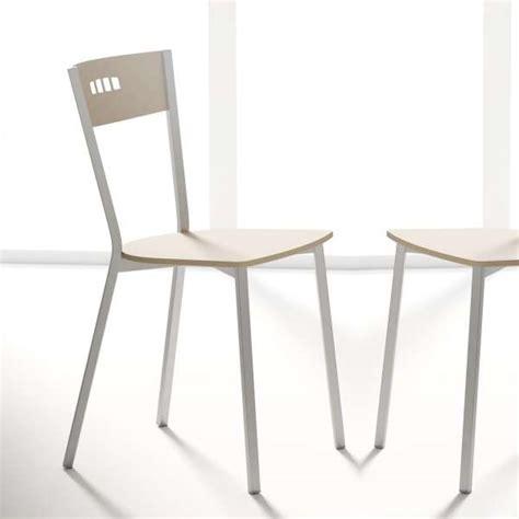 chaise bois metal chaise en bois moderne mzaol com