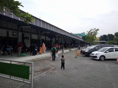 perjalanan kereta api  stasiun pasar turi  stasiun