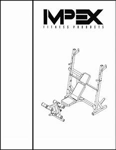 Impex Home Gym Pwr Surge User Guide