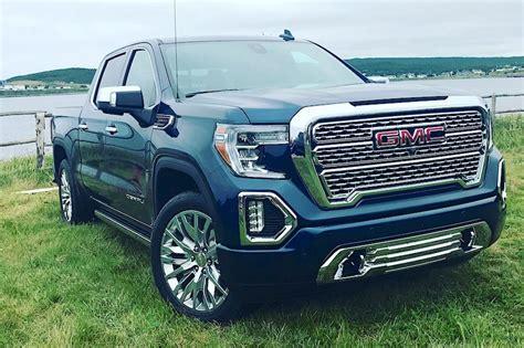 gmc sierra  denali blue  fast lane truck