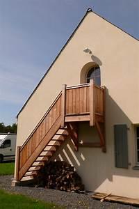 Escalier Helicoidal Exterieur Prix : escaliers traditionnels l 39 atelier du tregor ~ Premium-room.com Idées de Décoration