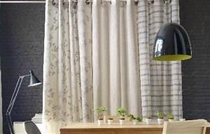 Decoration Pour Rideau : rideau d co pour salon zen ~ Melissatoandfro.com Idées de Décoration