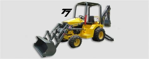 grand rental station  winchester terramite  backhoe
