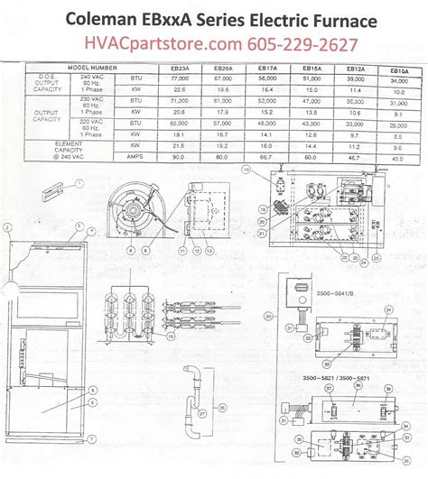 Coleman Air Conditioner Wiring Diagram Collection