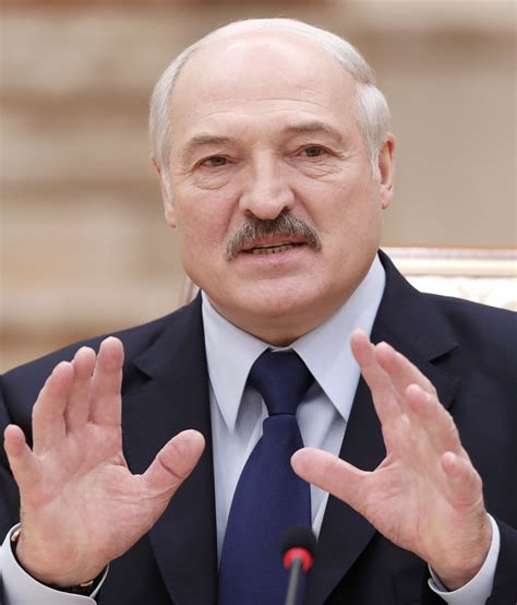 Posted at 16:07 6 may16:07 6 may. Belarus' leader slams Russian talk of taking over his nation