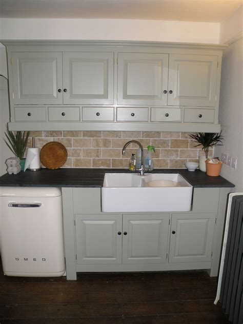 grey kitchen, France, origins unknown, please ID if you