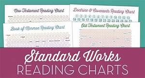 Embark Book Of Mormon Reading Chart Bookmark Making