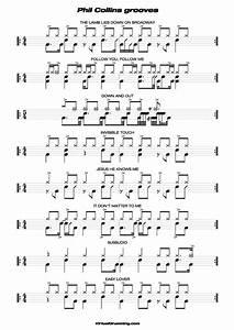 Rock Band Drums Pc Phil Collins Drum Grooves Genesis Music