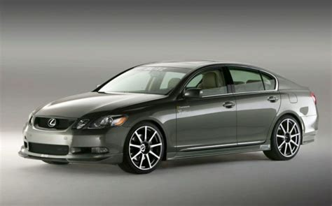 lexus gs  colors release date  price
