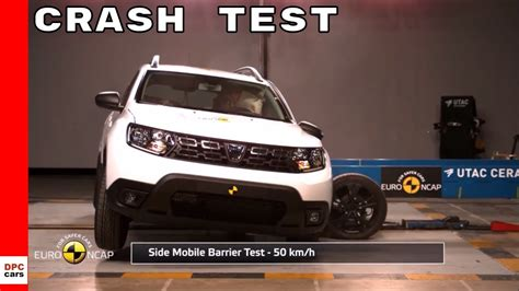 crash test dacia duster 2018 dacia duster crash test rating