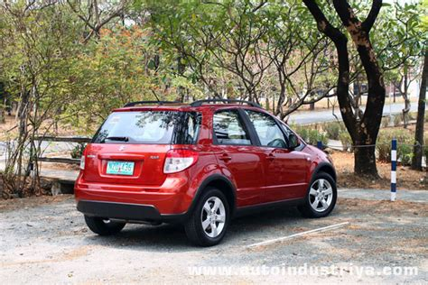 Suzuki Sx4 Crossover Review by 2010 Suzuki Sx4 Crossover Car Reviews