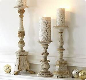 171 best lighting images on pinterest chandeliers for Best brand of paint for kitchen cabinets with fireplace pillar candle holder