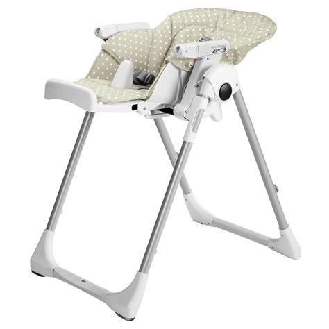 chaise haute b 233 b 233 prima pappa zero 3 baby dot beige 15 sur allob 233 b 233