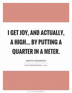 Meter Quotes   ... Trotse Meter Quotes
