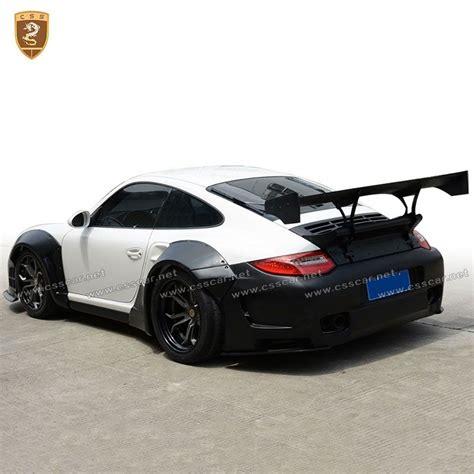 Porsche 911 Carrera 997 Lb Wide Body Kits