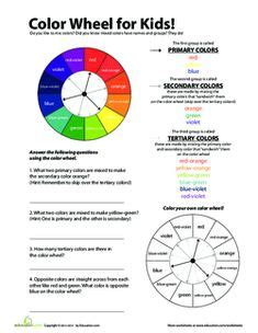 primary  secondary colors images art lessons
