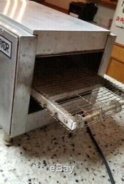 holman star hx  miniveyor electric conveyor oven