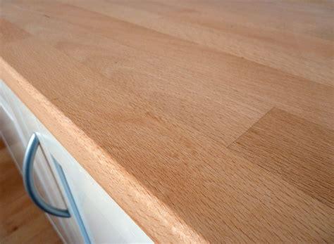arbeitsplatte kuechenarbeitsplatte massivholz buche kgz