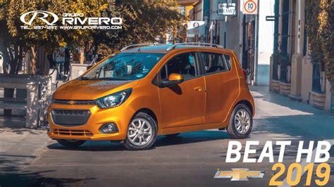 Chevrolet Beat Hb 2019 Monterrey  Grupo Rivero Youtube