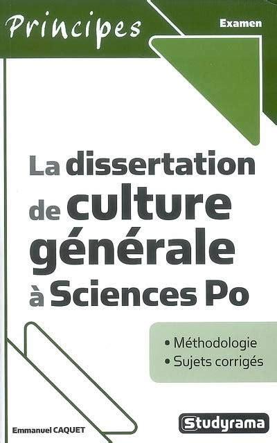 9 rue de la chaise sciences po livre la dissertation de culture générale à sciences po
