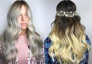 Blonde hair color shades how to dye hair blonde how to for Hair color letters